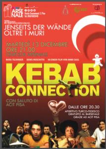 """13 dicembre 2016 – """"Kebab Connection"""" di Anno Saul, dal progetto ACIT """"Deutschland ein neues Einwanderungsland"""" / Germania terra di nuova immigrazione"""