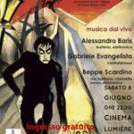 08 giugno 2019 - Sonorizzazione live del film Das Cabinet des Dr. Caligari di Robert Wiene